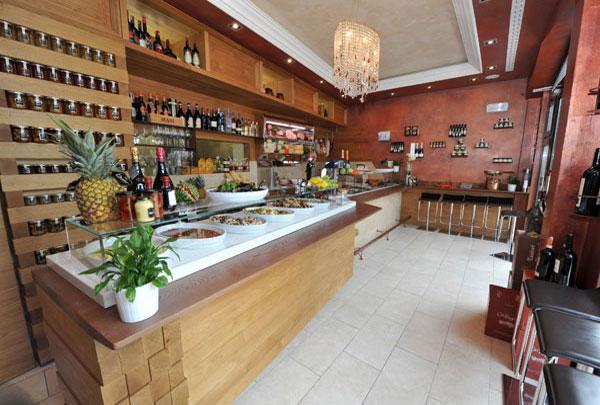 arredamento gastronomia Dal Corso