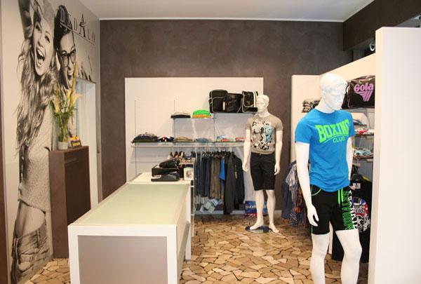 arredamento abbigliamento Verona, Dedalo
